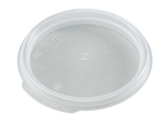 Camwear® Rounds - Translucent Seal Lids
