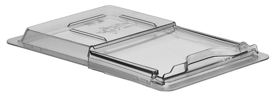 Couvercles plats SlidingLids™ pour boites de stockage en Polycarbonate