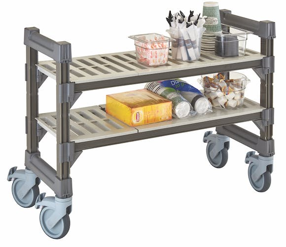 EMU143627V2580 Elements Series Undercounter Mobile Unit w/ Supplies