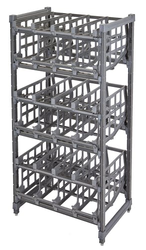 ESU243672C96580 Elements Full-Size Stationary Can Rack