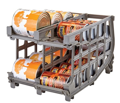 UCR10R8580 Single Can Rack Dual w Cans