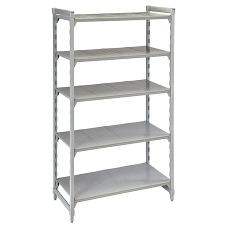 Camshelving® - Starter Units - Stationary with Solid Shelves
