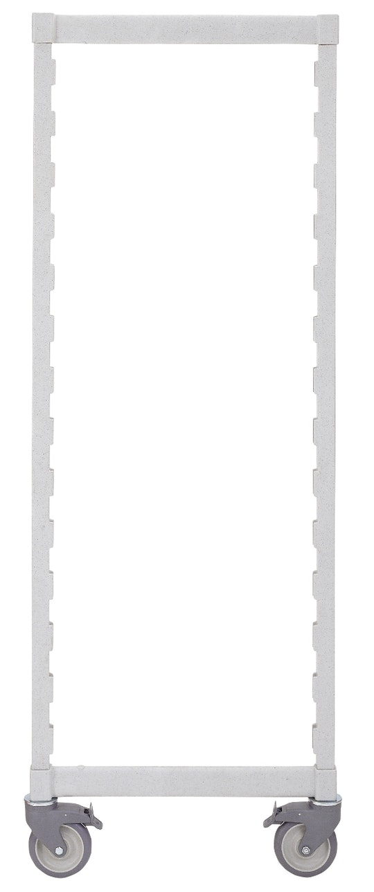 Camshelving® Metric Mobile Post Kits
