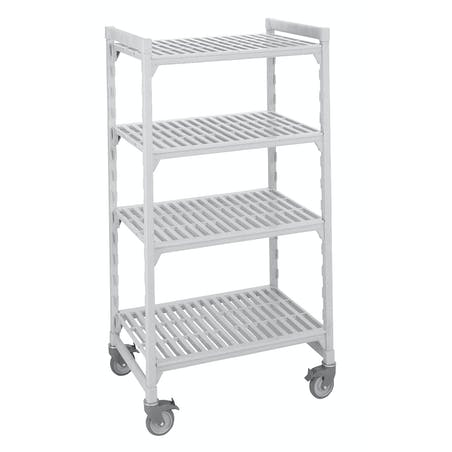 Mobile Starter Units with Vented Shelves