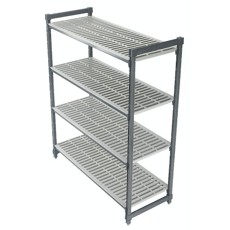 Stationary Starter Units - Vented Shelves