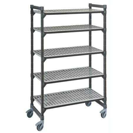 Mobile Starter Units - Vented Shelves