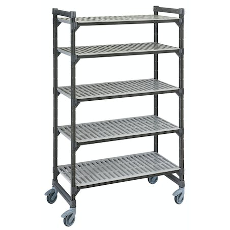 Elements Series Mobile Starter Units - Vented Shelves