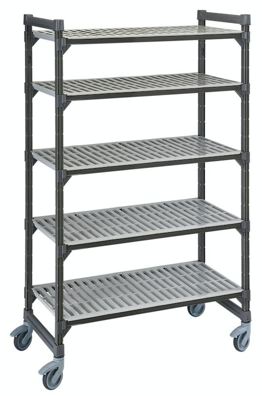 Elements Series Mobile Starter Units - Vented Shelves