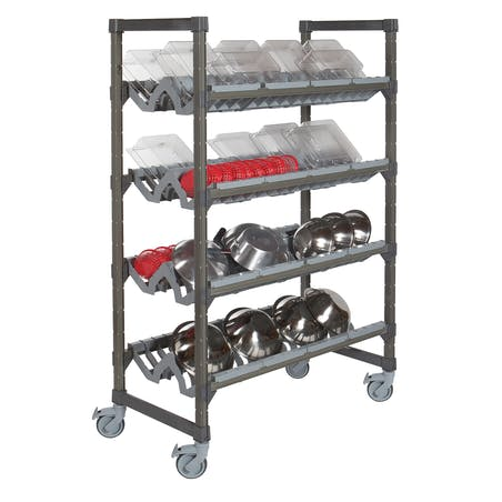Camshelving® Elements Series Angled Drying Rack
