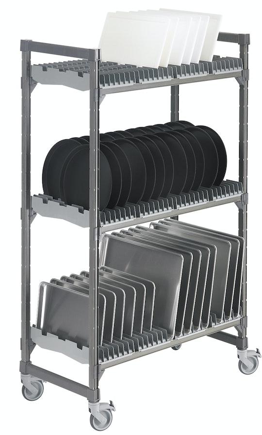 Camshelving® Elements Series Vertical Drying Rack