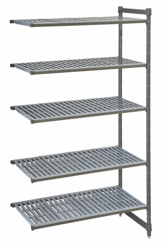 Basics Plus Add-On Units - Vented Shelves