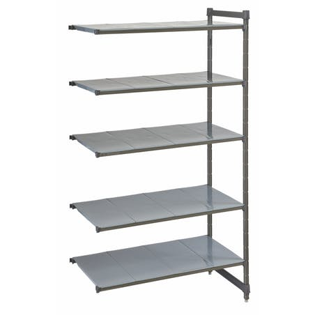 Basics Plus Add-On Units - Solid Shelves