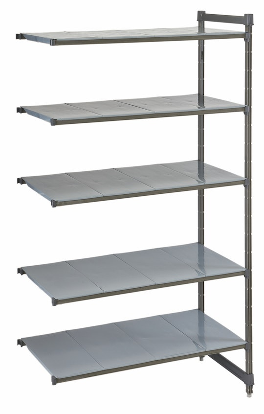 Basics Plus Add-On Units- Solid Shelves
