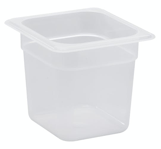66PP190 Translucent Food Storage Pan