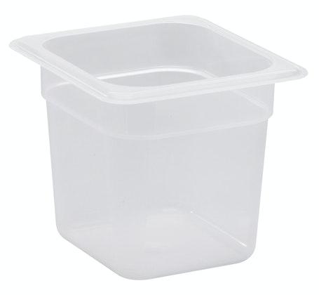 66PP190 Translucent Food Storage Pan