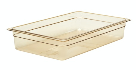 "14HP150 H-Pan 4"" High Heat Food Pan"