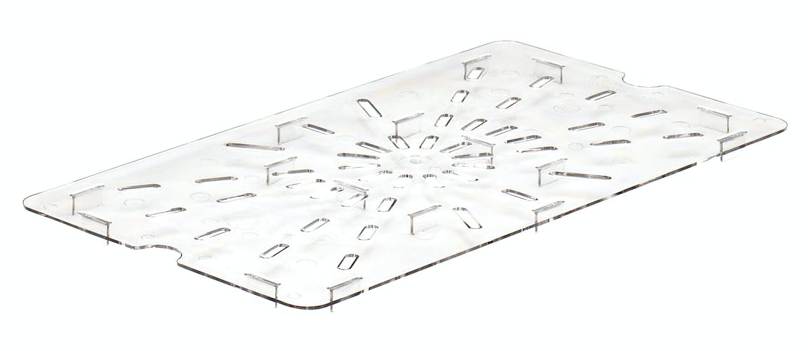 10CWD135 Camwear Full Size Clear Drain Shelf