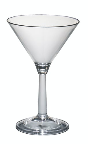 BWM10CW135 Camwear® Barware Martini 10 oz. Clear