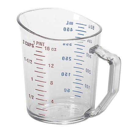 Measuring Cups and Scoops