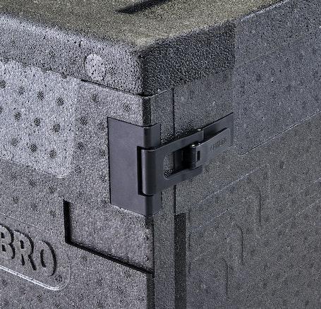 EPP300110 GoBox Front Loader w Latch Detail