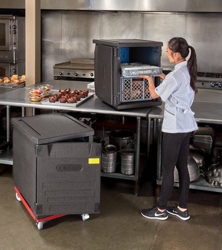 EPP4060FNR110 GoBox Front Loader w Chef Loading