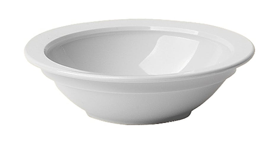 45CW148 Camwear Dinnerware White 5 oz Fruit Bowl