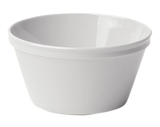 35CW148 Camwear Dinnerware White 8.4 oz Bouillon Bowl