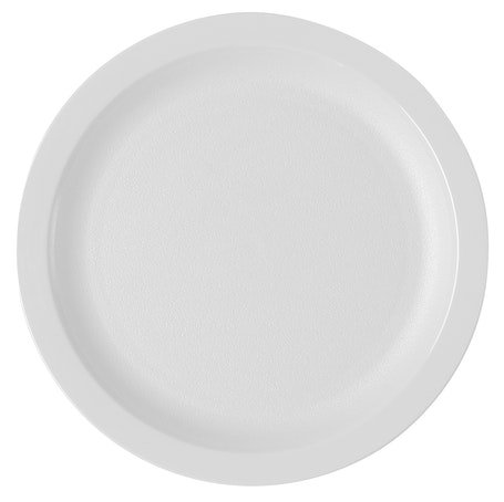 """825CWNR148 Camwear Dinnerware White 8.25"""" Plate"""