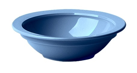 45CW401 Camwear Dinnerware Slate Blue 5 oz Fruit Bowl