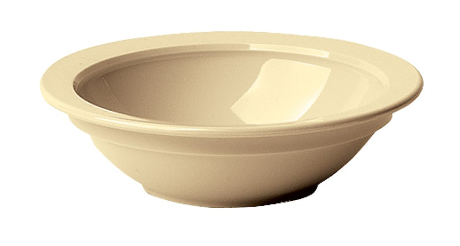 45CW133 Camwear Dinnerware Beige 5 oz Fruit Bowl
