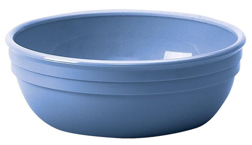 100CW401 Camwear Dinnerware Bowl - Slate Blue 12.5 oz Round