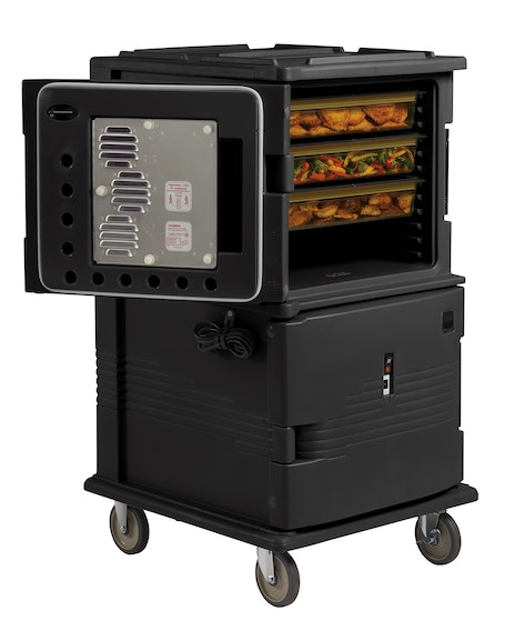 UPCH16002110 Ultra Camcart H-Series Black 220V