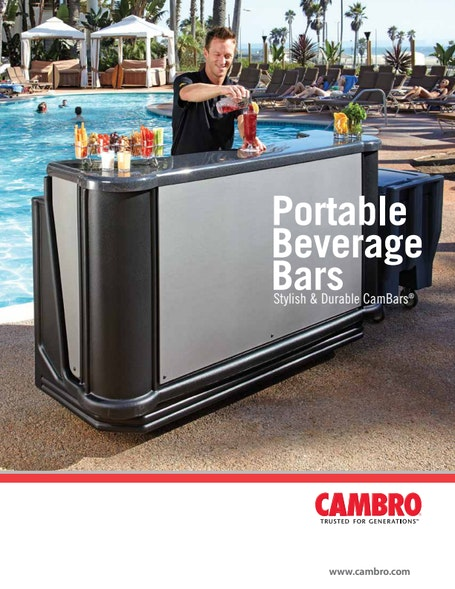 CamBar Brochure