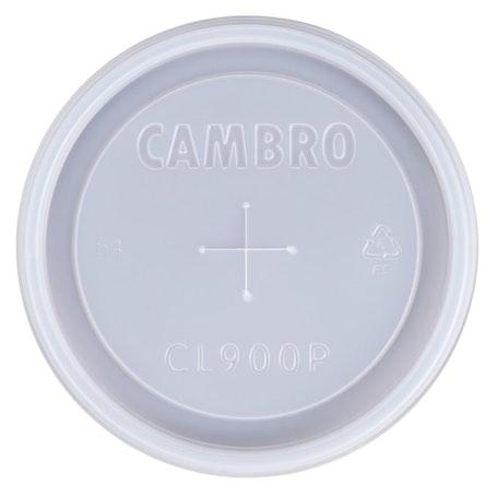 CL900P190 Disposable Translucent Lid for Colorware Tumblers