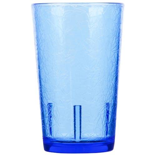 D8608 Del Mar® Tumbler 8 oz. Sapphire Blue