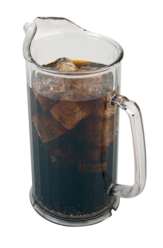 P60CW135 CamView Clear Pitcher 60 oz w Soda