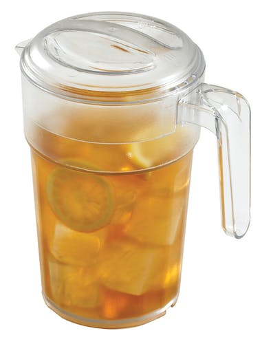 PC34CW135 CamView Clear Pitcher 34 oz w Tea