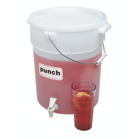 Six-Gallon (22,7 L) Beverage Dispenser