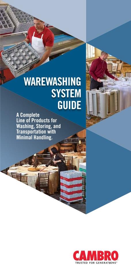 Metric Warewashing Guide