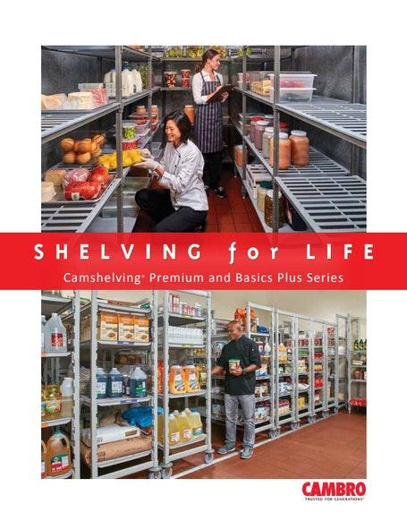 Camshelving Capabilities Brochure