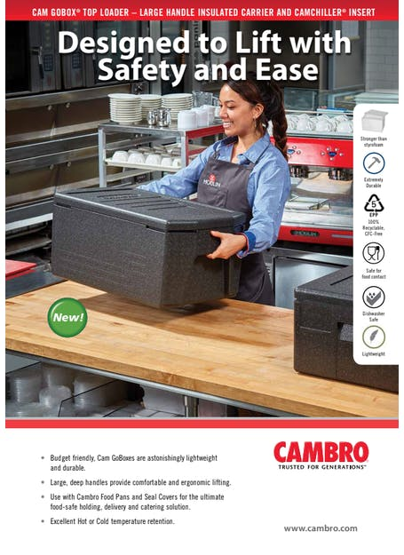 Metric Cam GoBox Brochure
