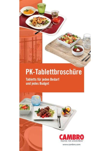 Tray Brochure