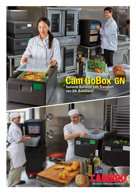 Cam GoBox Brochure