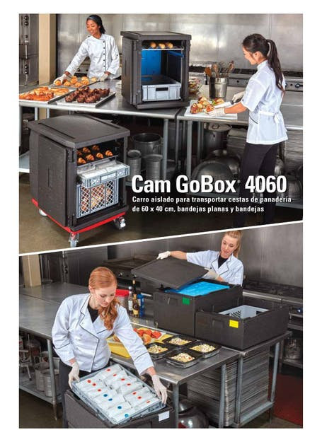 Cam GoBox 4060 Brochure