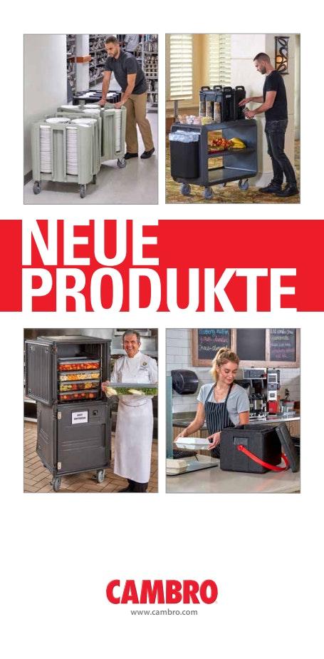 GER - New Products Brochure - LITX18NPGR