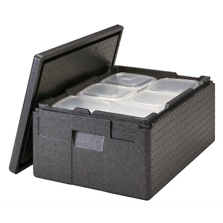 Custom Cam Gobox® – Top Loader for Disposable Dishware
