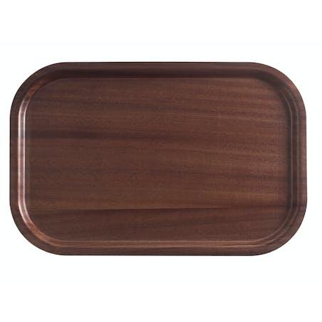 Holztabletts Mit Rutschfester Oberfläche