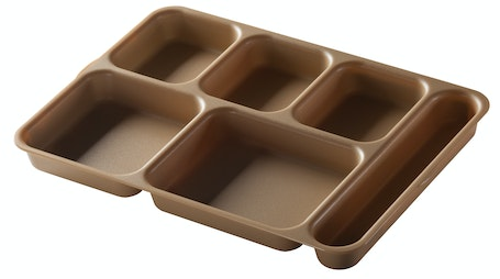 10146DCW133 Beige Camwear Separator Compartment Tray