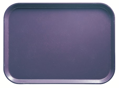 "1418551 Grape Rectangular Camtray 14"" x 18"""