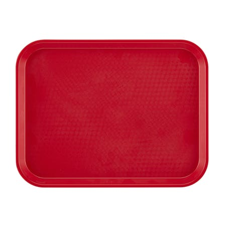 Restaurant and Cafeteria Self-Serve Trays